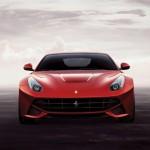 Ferrari Berlinetta front