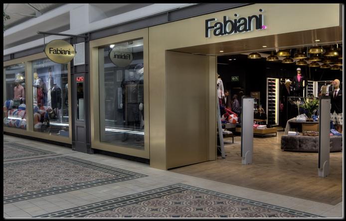 Italian clothing store