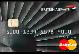 British Air Credit Card