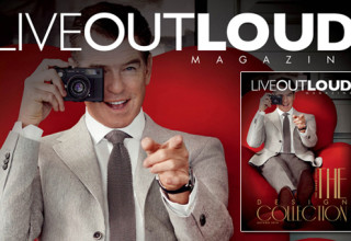 LIVEOUTLOUD. Luxury lifestyle magazine. Autumn 2014