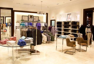 Banana Republic retail fashion store opens in Sandton City