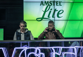 amstel lite beer launch south africa 2